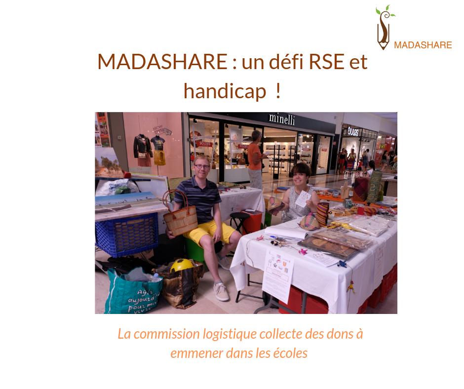 Soutenez le projet MADASHARE 20190701