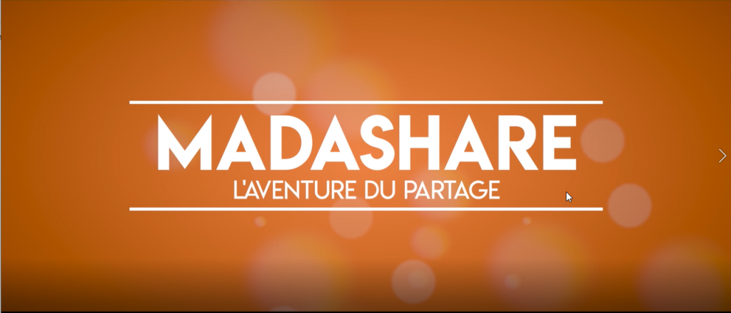 Madashare-l'aventure du partage